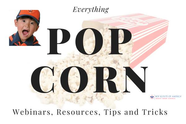 Popcorn SlideDeck