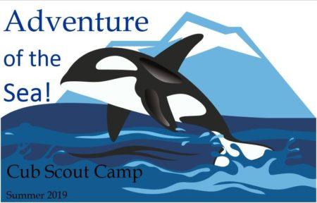 2019 day camp logo