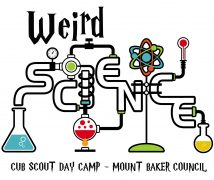 2021 Day Camp - Weird Science