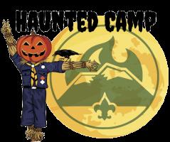 Haunted Camp Logo